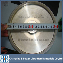 200mm Bowl-shaped Diamond Grinding Cup Wheel to Grind Carbide and Hard Steel