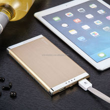 power bank for iphone 5,quick charge 2.0 power bank,power bank for macbook pro /ipad mini