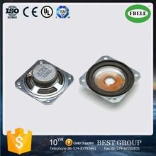 FBS58A 58mm 85DB 2015 big discount loudspeaker Mylar Speaker for Multimedia Speaker Box (FBELE)