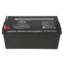 baterias solares de 12v200AH