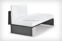 2016 Hot sale round style cheap outdoor sofa relaxing couch