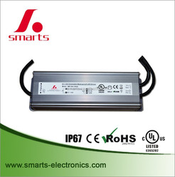 UL/CE approved 24v 120w constant voltage LED driver 0-10v dimming for led strip