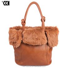 Fashion and Elegant leather handbag, China genuine leather handbag manufacture