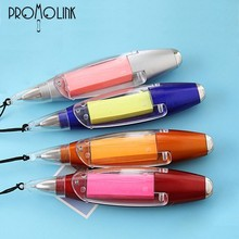 multi-function ball pen best promotional items pen with note paper
