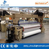High speed water jet weaving power loom machine with mechanical or electronic let off & take up JLH-408 280cm