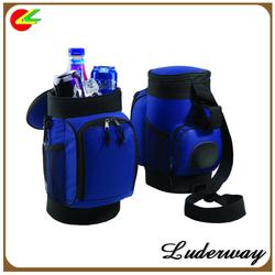 6 Can cooler bag insulating effect cooler bag for golf