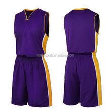 Popular latest basketball uniform images