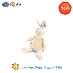 Sweet Pet Product Cheap Plush Chew Dog Toys