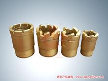 China cheap diamond core coal mine drilling bit