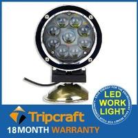 Good feedback! 5.5'' 45W LED WORK LIGHT for marine, truck,round Led Work Light for for Off-road,4X4 vehicles
