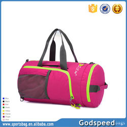 Custom 600D Gym Duffle Bag Sport Travel Bag