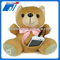 Hot selling usb speakers with sd card slot and fm (NT-TP1001)