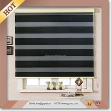 Curtain Design Large Window Zebra Blinds