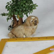 portable uesd pets stuffed dogs realistic models