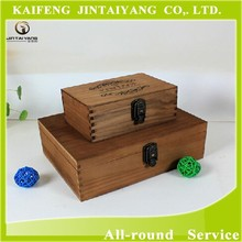 2015 hot sale factory new design competitive price wood box for fruits and vegetables