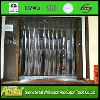 pvc strip curtain for coolroom door