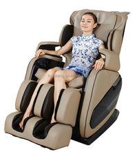 2015 Cheap slide zero gravity massage chair, 3D massage chair with music