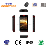 Manufacture handheld smart phone 4g/ wifi/ bluetooth/ gps/ touch screen/ biometric fingerprint sensor/ rfid reader uhf