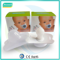 wholesale large silicone nipple baby pacifier thermometer
