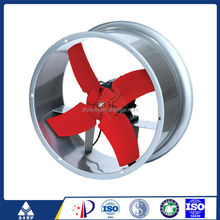new type axial fan motor