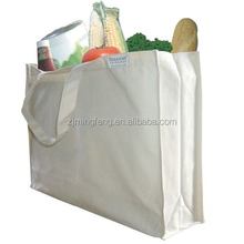 cotton bag/ elegant and fashion pvc coated cotton bags/ carton bags