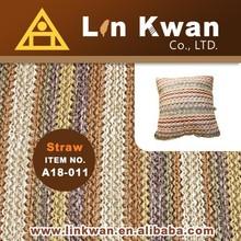 2015 new design custom cushion cover fabric for outdoor chair cushion