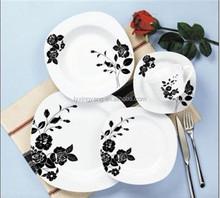 easter dinnerware set, latest dinner set for promotion ,ceramic dinner set