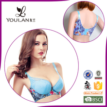 daily classical romantic China supplier underwired teen bra set