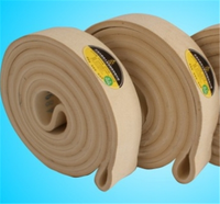 Nomex Seamless Conveyor Felt Belt for Run Out Table/Heat Tranfer Printing Machine