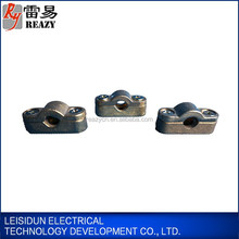 Manufacturer of earth clamp copper wire connector copper rod clamp