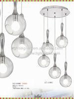 modern drop lights