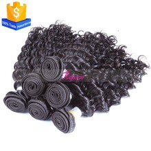Authentic grade 7A Brazilian human hair sew in weave, virgin 100% Brazilian human hair