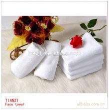 Lovely cartoon image brand printed bath towel/cartoon brand promotional towel