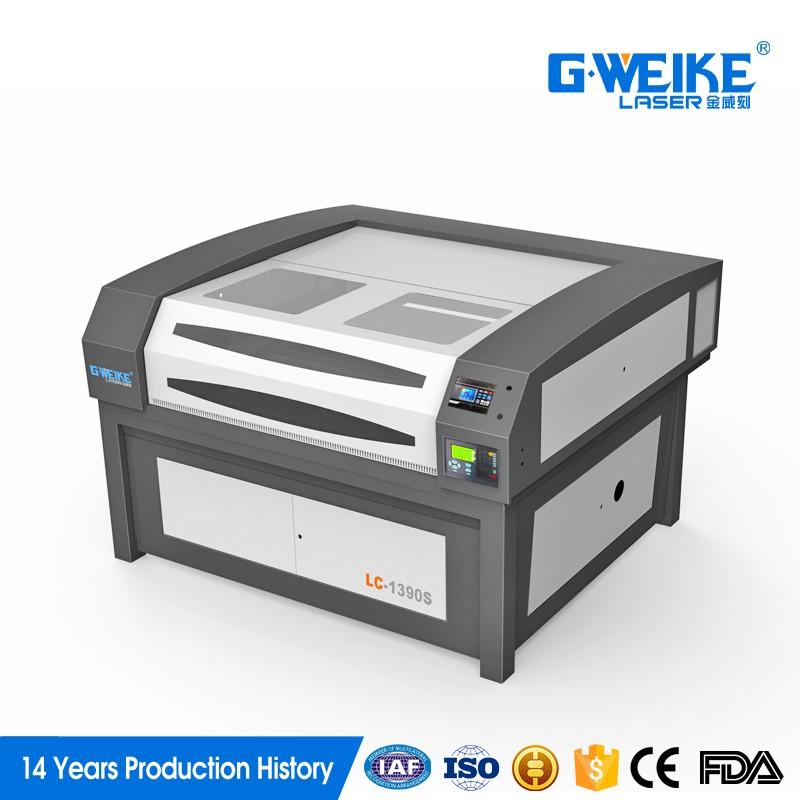 Jinan factory high quality laser ipg 1kw carbon fiber cutting machine