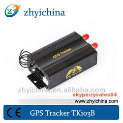 Low price gps mini tracker gsm locator TK-103B with engine cut off