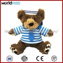 High quality Teddy bear custom stuffed plush toy TD1201-23