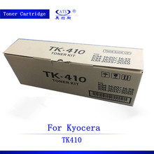 High quality compatible TK-410 toner cartridge for Kyocera TK411 418 458 copier spare part