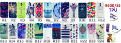 Multi Design Soft TPU Case for Samsung Galaxy S6 G9200