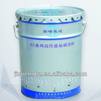 Metal locked ring for tinplate bucket use