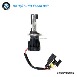 auto parts H4 hi/lo HID bi-xenon headlight bulb 35w 55w hid conversion kit