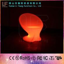 unique design multicolor luminous led chair LGL60-9502