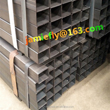 Tianjin manufacture black square tube china top ten selling products