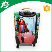 alibaba top selling luggage fancy high quality