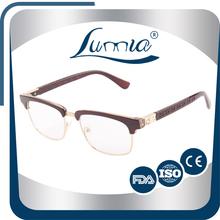 Custom Logo good quality ladies flower pattern reading glasses