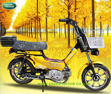 moped 50CC motorcycle engine Widely Use with rear box cheap motorcycle