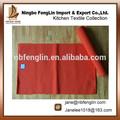 cor laranja de mesa de jantar de algodão tecido placemat