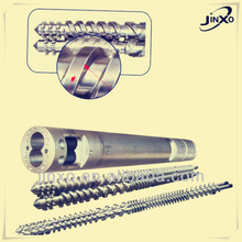 WPC Extrusion Granules Parallel Twin Screw Barrel