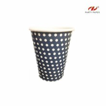 Eco friendly disposable cup container for drinking water