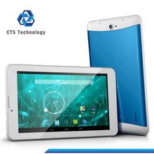 7 inch with 3g mobile phone function pc tablet 1024*600 512MB+4G Dual core