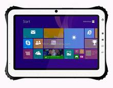 "10.1"" 10.1 inch GPS 3G NFC RFID Barcode scanner waterproof Rugged Windows 10.0 rugged Tablet PC, windows 10.0 rugged tablets"